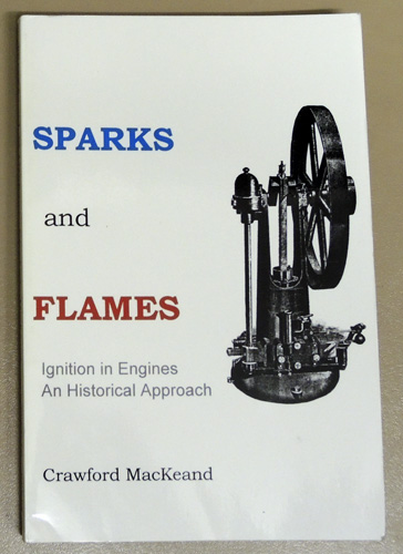 Image for Sparks and Flames: Ignition in Engines - An Historical Approach