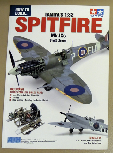 Image for How to Build Tamiya's 1:32 Spitfire Mk.IXc