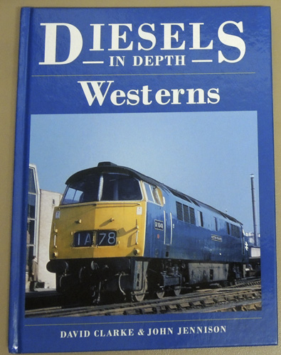 Image for Diesels in Depth: Westerns