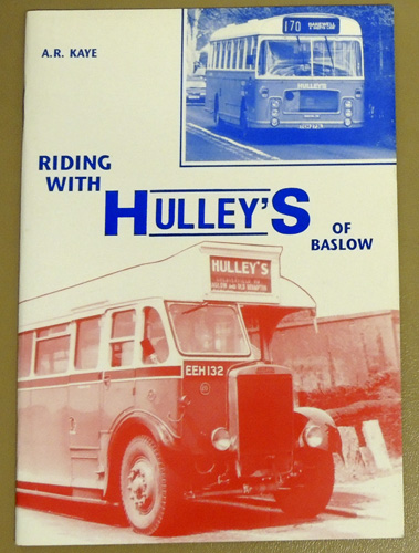 Image for Riding with Hulley's of Baslow