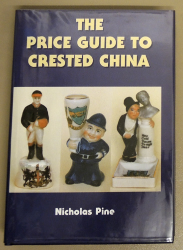 Image for The 2000 Price Guide to Crested China