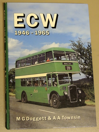 Image for ECW (Eastern Coach Works) 1946 - 1965
