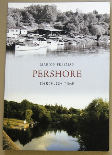 Image for Pershore Through Time
