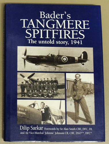 Image for Bader's Tangmere Spitfires: The Untold Story, 1941