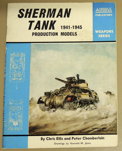 Image for Weapons Series: Sherman Tank 1941 - 1945 Production Models