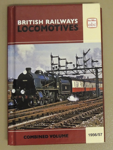 Image for Abc British Railways Locomotives Combined Volume Winter 1956/57