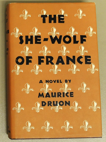 Image for The She-Wolf of France