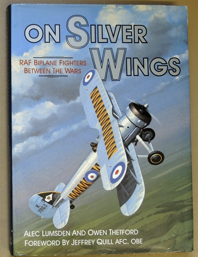 Image for On Silver Wings: RAF Biplane Fighters Between the Wars (Osprey Classic Aircraft)