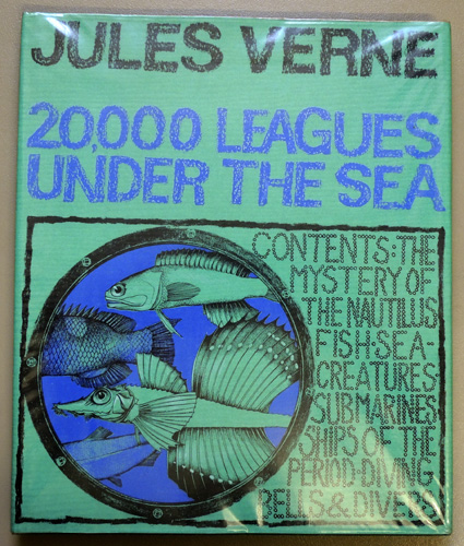 Image for 20,000 (Twenty Thousand) Leagues Under the Sea