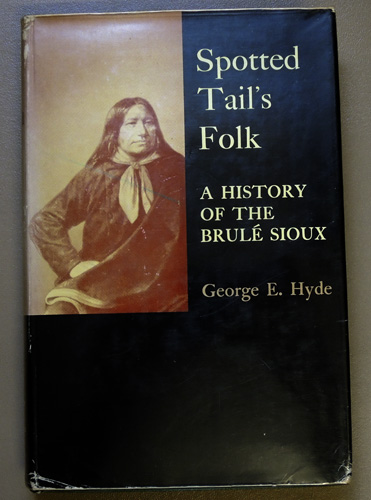 Image for Spotted Tail's Folk: A History of the Brulé Sioux