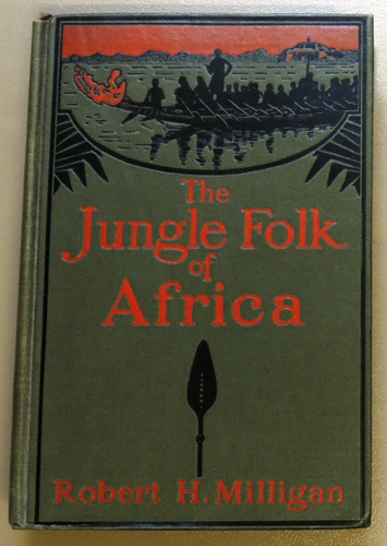 Image for The Jungle Folk of Africa