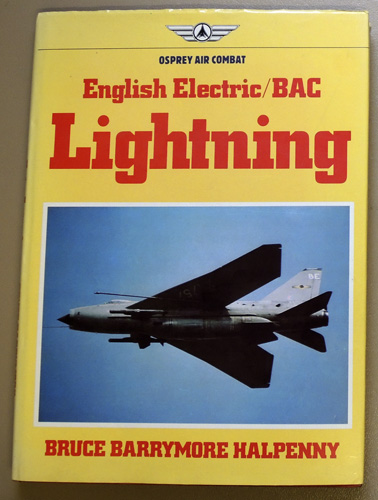 Image for English Electric / BAC Lightning
