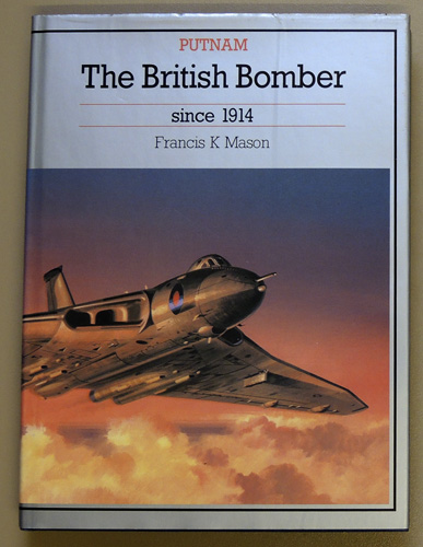 Image for The British Bomber Since 1914