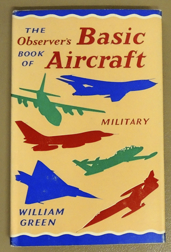 Image for No.39. The Observer's Basic Book of Aircraft: Military