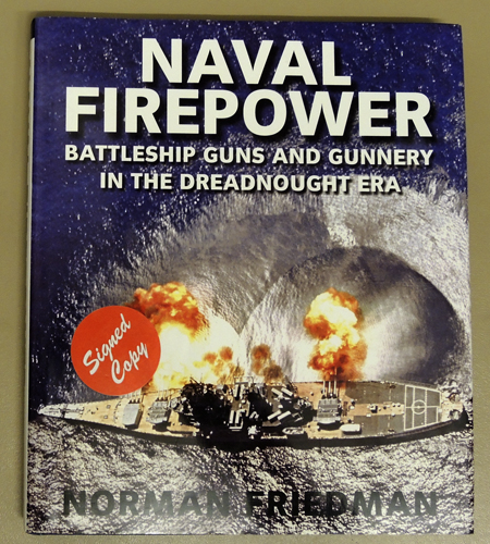 Image for Naval Firepower: Battleship Guns and Gunnery in the Dreadnought Era
