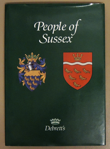 Image for Debrett's People of Sussex