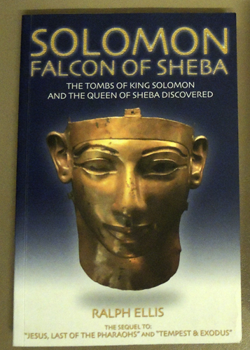 Image for Solomon: Falcon of Sheba: The Tombs of King David, King Solomon and the Queen of Sheba Discovered
