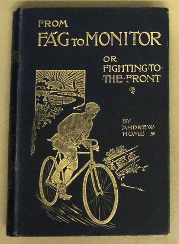 Image for From Fag to Monitor or Fighting to the Front