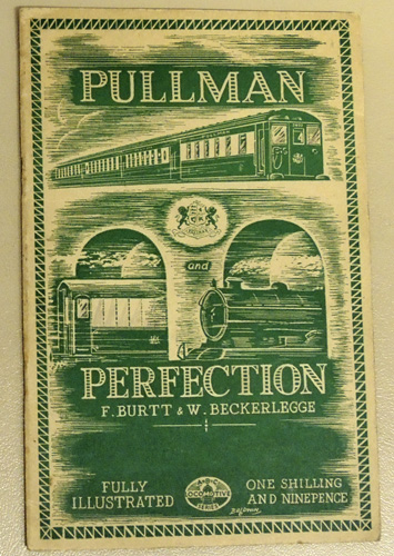 Image for ABC Locomotive Series: Pullman and Perfection