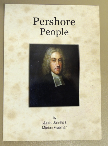 Image for Pershore People