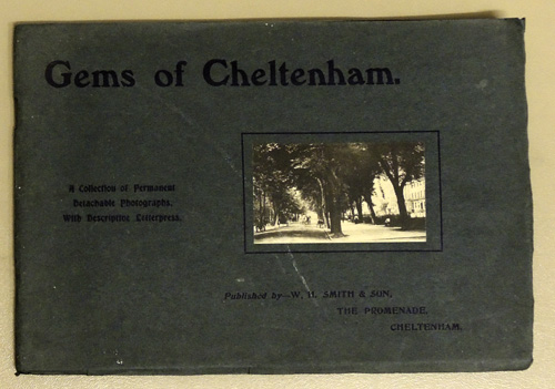 Image for Gems of Cheltenham. A Collection of Permanent Detachable Photographs, with Descriptive Letterpress.