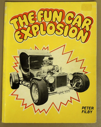 Image for British Specialist Cars Volume 3: The Fun Car Explosion