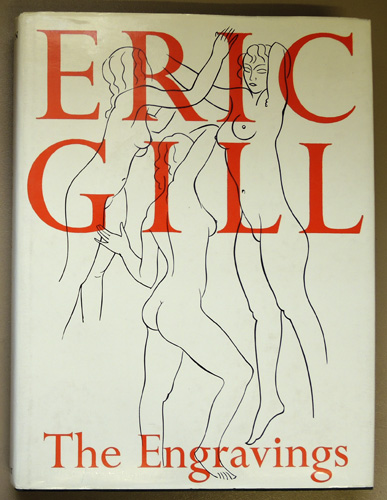 Image for Eric Gill: The Engravings