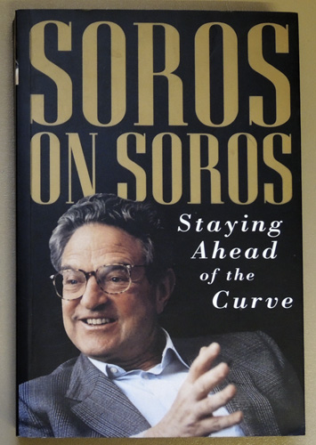 Image for Soros on Soros: Staying Ahead of the Curve