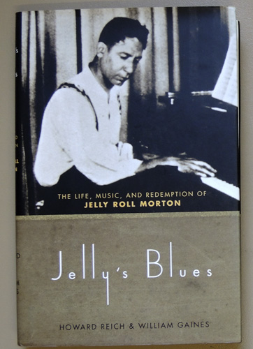 Image for Jelly's Blues: The Life, Music and Redemption of Jelly Roll Morton