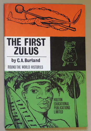 Image for Round the World Histories No.1: The First Zulus