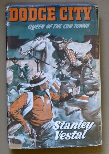 Image for Dodge City: Queen of the Cow Towns