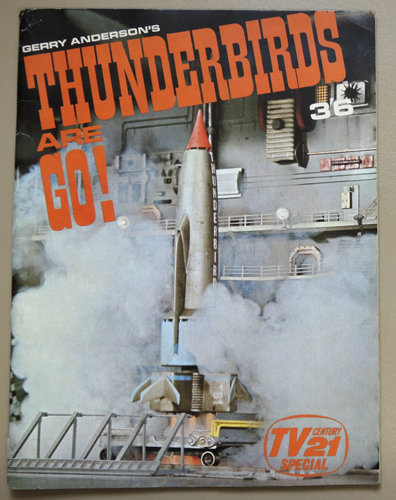 Image for Thunderbirds are Go! Century 21 TV Special