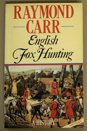 Image for English Foxhunting: A History