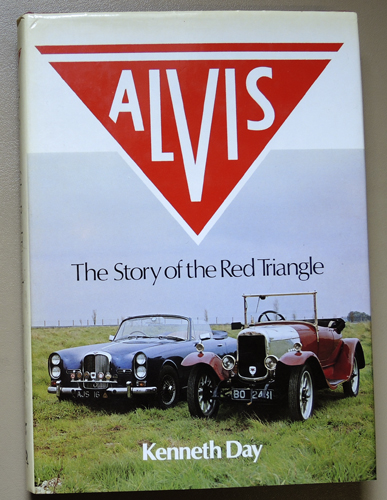 Image for Alvis: The Story of the Red Triangle