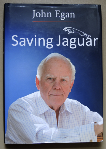 Image for Saving Jaguar (Signed Copy)