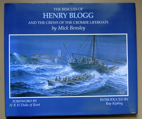 Image for The Rescues of Henry Blogg and the Crews of the Cromer Lifeboats