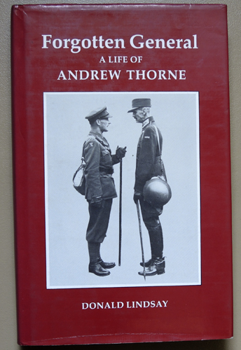 Image for Forgotten General: Life of Andrew Thorne