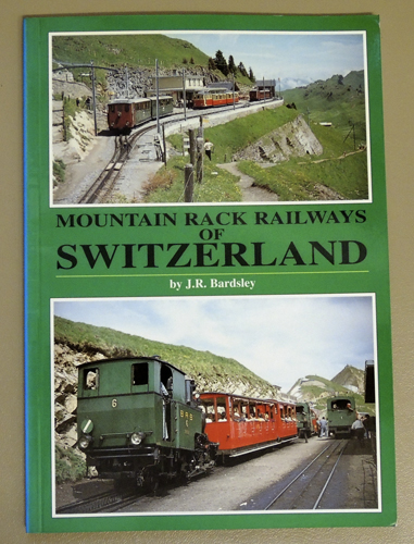 Image for Portrait Series PS9: Mountain Rack Railways of Switzerland