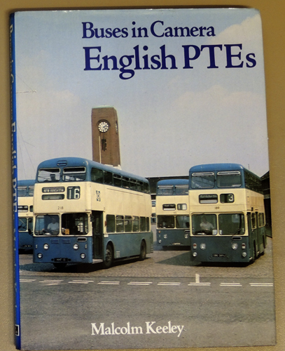 Image for Buses in Camera : English PTEs