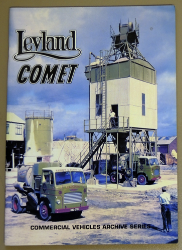 Image for Commercial Vehicles Archive Series: Leyland Comet
