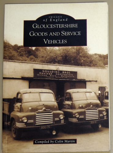 Image for Images of England: Gloucestershire Goods and Service Vehicles