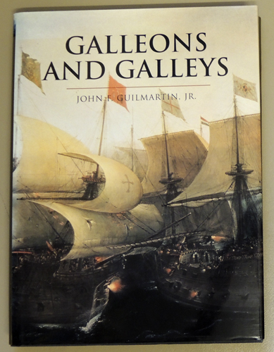 Image for Cassell's History Of Warfare: Galleons And Galleys