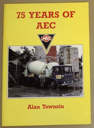 Image for 75 (Seventy five) Years of AEC (A. E. C.)