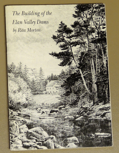 Image for The Building of the Elan Valley Dams