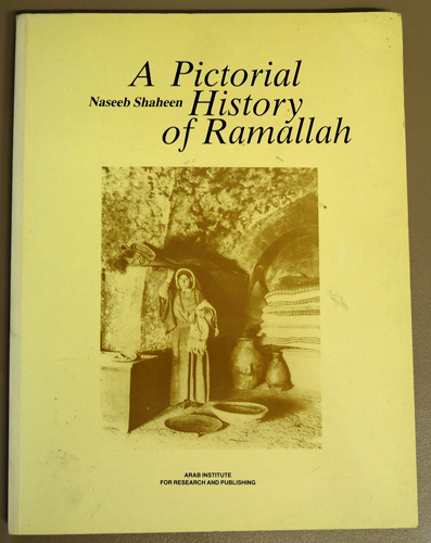 Image for A Pictorial History of Ramallah