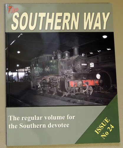 Image for The Southern Way: Issue no 24