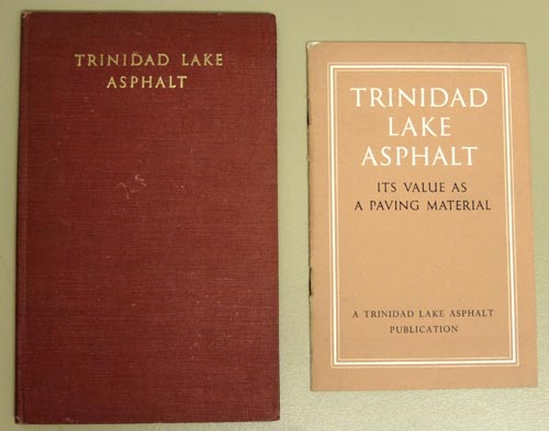 Image for Trinidad Lake Asphalt
