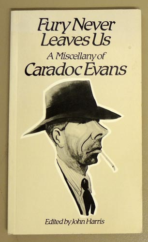 Image for Fury Never Leaves Us: A Miscellany of Caradoc Evans (Miscellany Series, Volume 4)