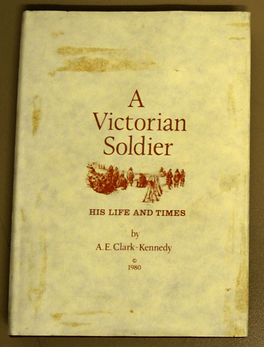 Image for A Victorian Soldier: His Life and Times