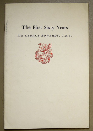 Image for The First Sixty Years